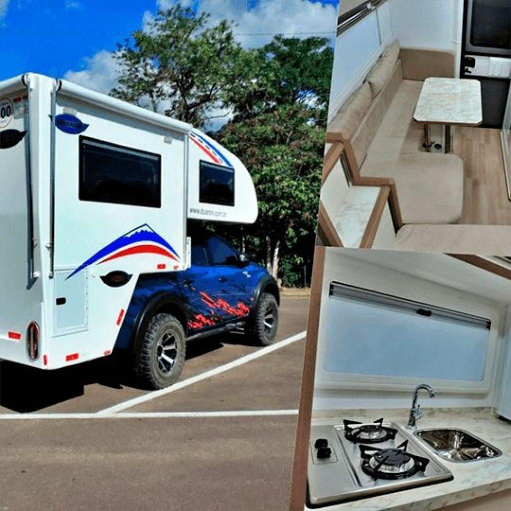 Camper Duaron Sua Casa Sobre Rodas Campers Motorhomes E Trailers